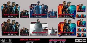 Blade Runner 2049 (2017) Folder Icon Pack
