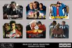 Brad Pitt Movie Collection Folder Icon Pack