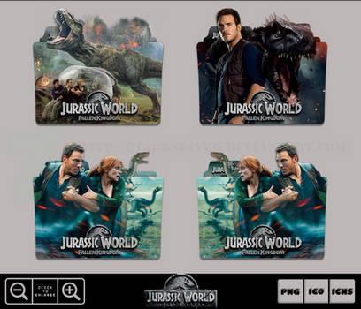 Jurassic World Fallen Kingdom (2018) Folder Pack