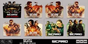 Sicario Day of the Soldado (2018) Folder Icon Pack by Bl4CKSL4YER