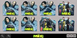 The Meg (2018) Folder Icon Pack