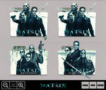The Matrix 4K Collection Folder Icon Pack