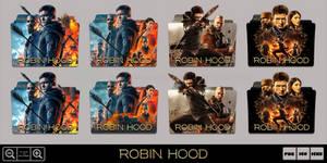 Robin Hood (2018) Folder Icon Pack by Bl4CKSL4YER