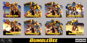 BumbleBee (2018) Folder Icon Pack