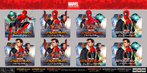 Spider-Man Far From Home (2019) Folder Icon Pack