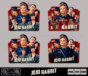 JoJo Rabbit (2019) Movie Folder Icon Pack
