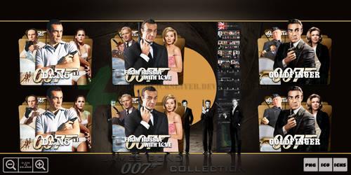 James Bond Movie Collection Part 1