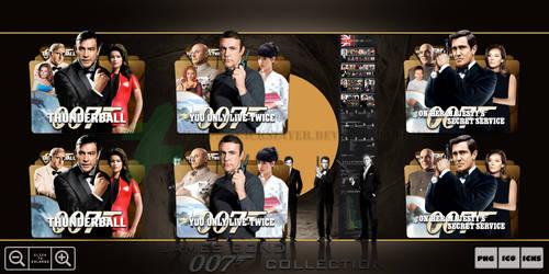 James Bond Movie Collection Part 2