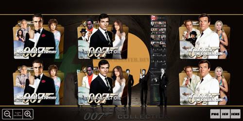 James Bond Movie Collection Part 3