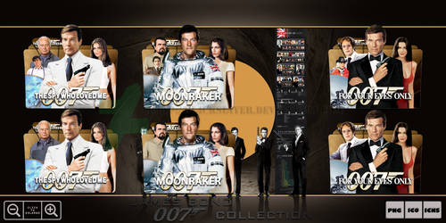James Bond Movie Collection Part4