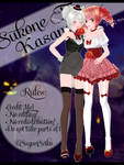 ||Halloween|Sukone Tei|Kasane Teto||