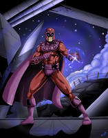 Magneto by jorgelpagan