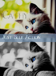 Just Blue Action