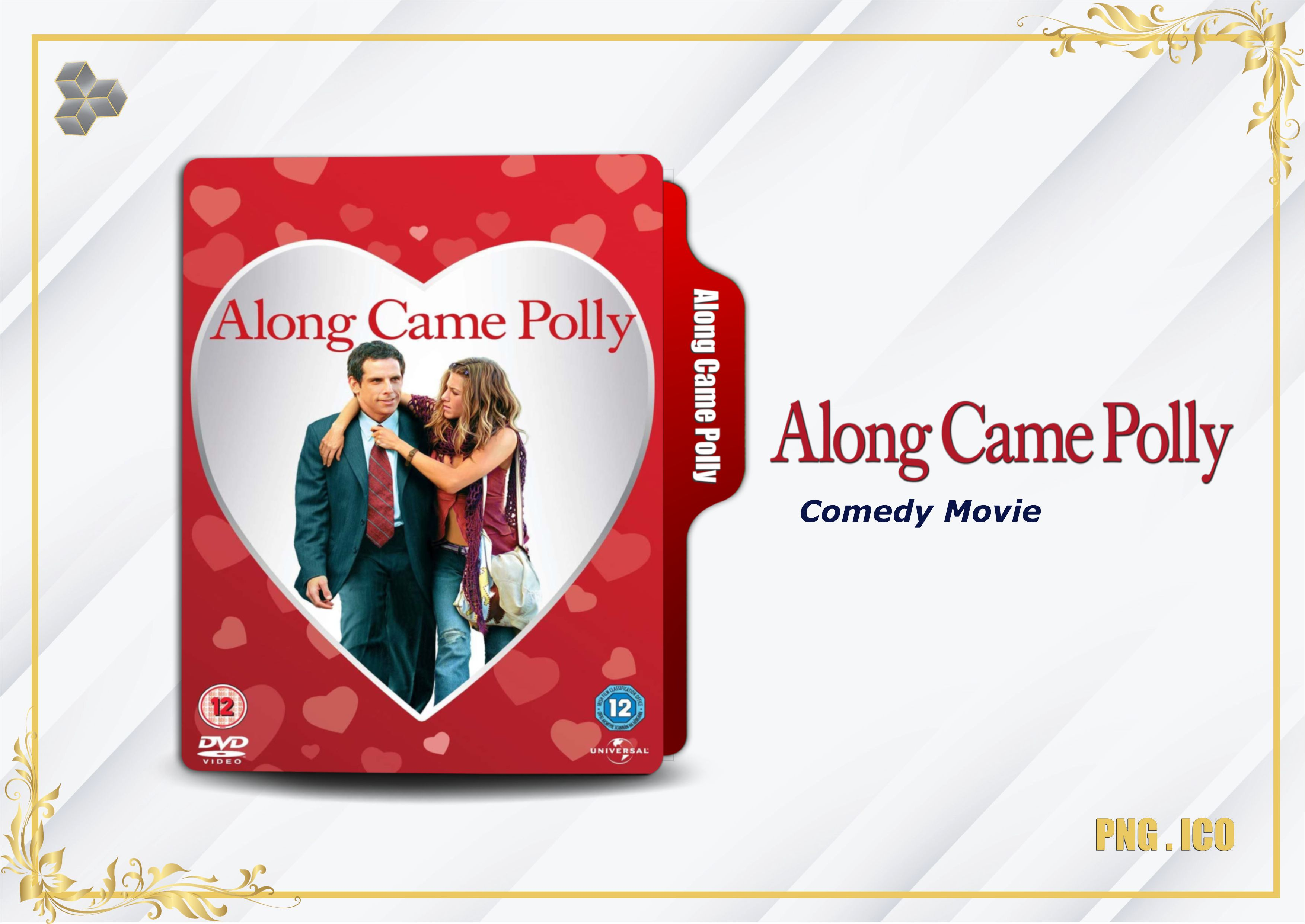 Along Came Polly 2004 Folder Icon By Mosayebsh On Deviantart