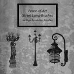 Street Lamp Brushes