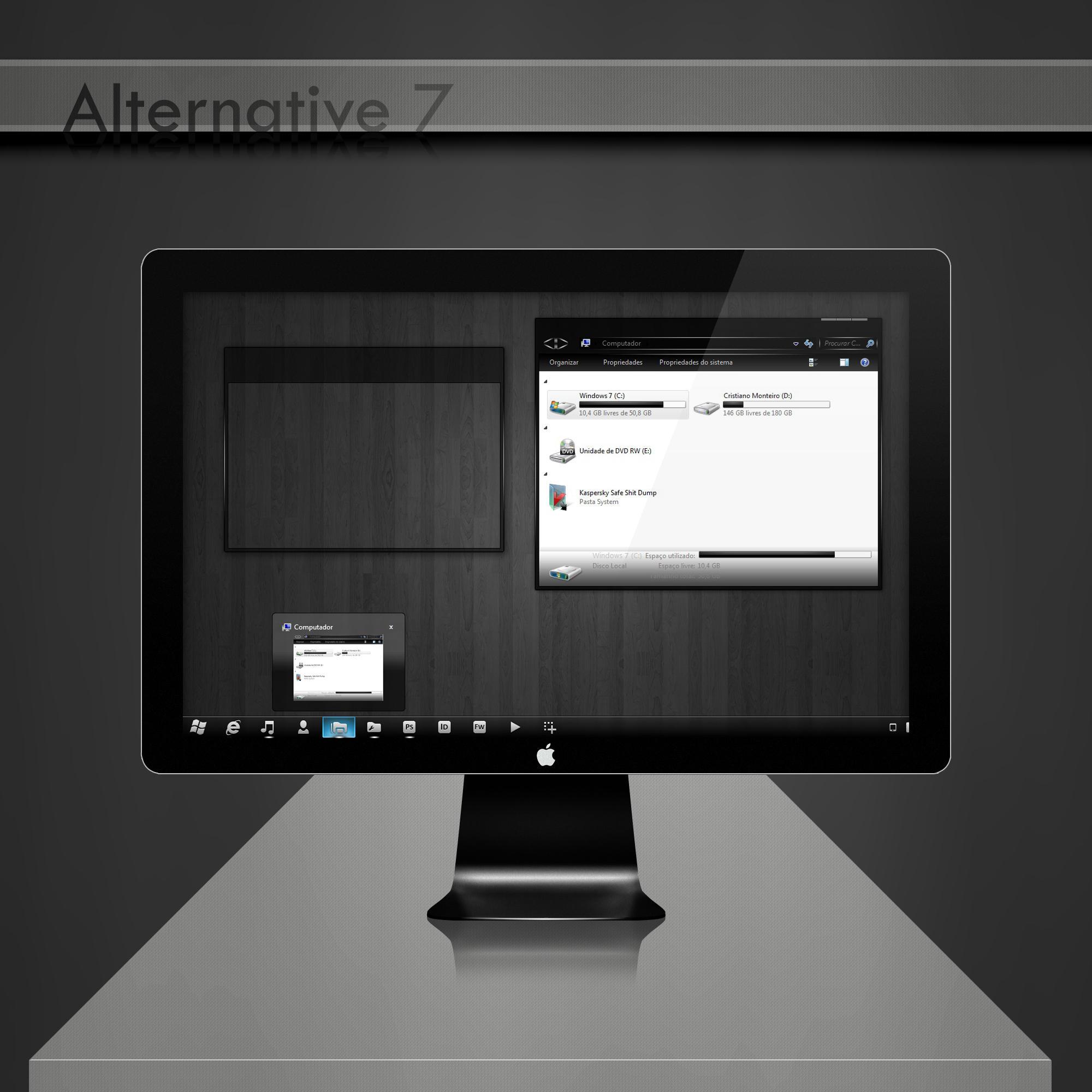 Windows 7 Alternative by InCris