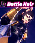 SFVAE Juri -Default- Battle Hair