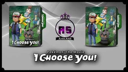 I Choose You Folder Icon By A.S