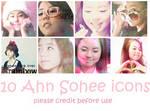 10 Ahn Sohee Icons