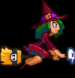 Tappy Witch Sprite