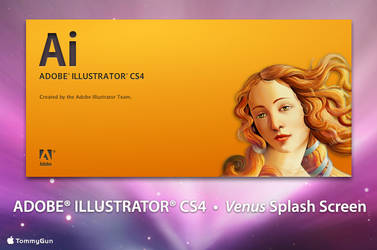 Adobe Illustrator CS4 - Venus