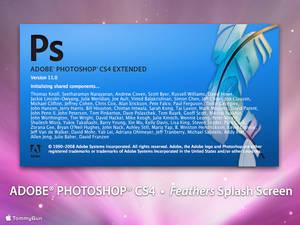 Adobe Photoshop CS4 - Feathers