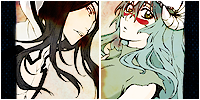 NnoiNel Twins Icons by ladysephiroth21