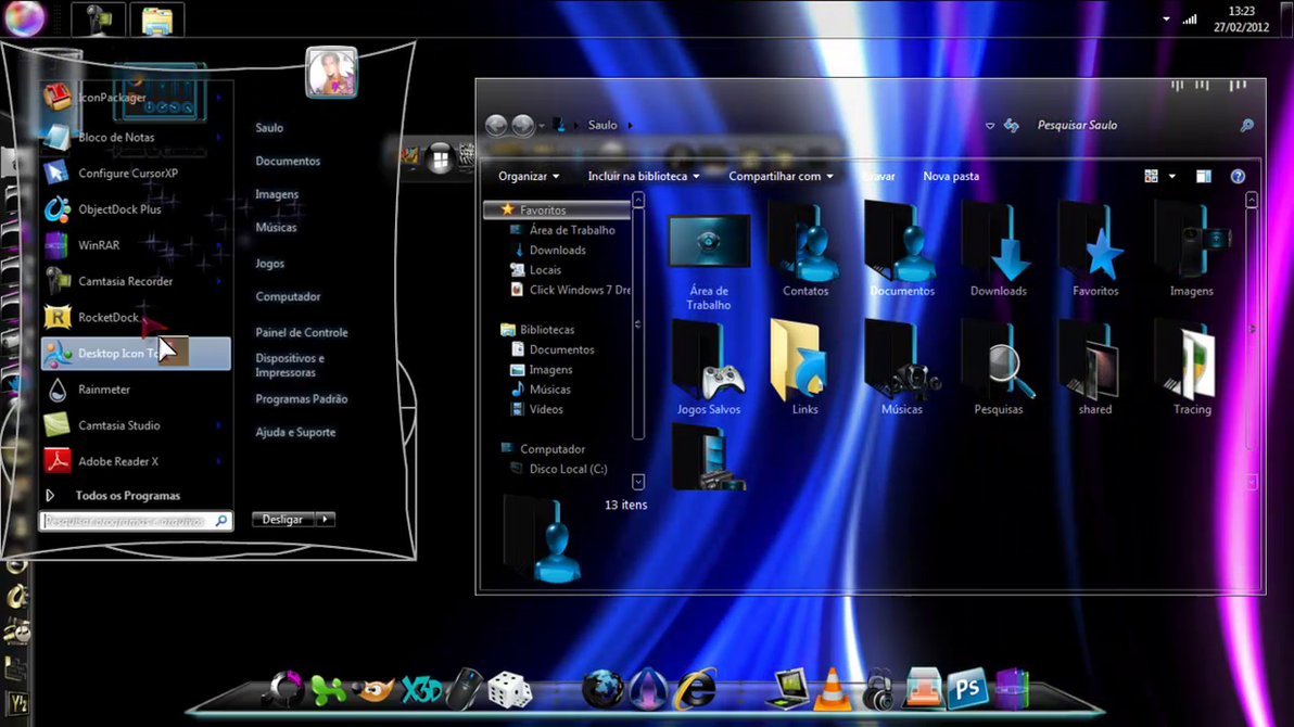Themes For Windows 7 Free Download Image Gallery - HCPR