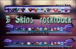 3 skins para rocketdock