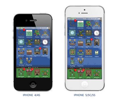Theme Iphone Zelda