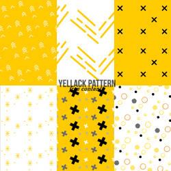 yellack pattern