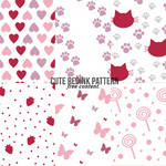 cute redink pattern