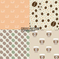 coffee pattern by imwhatswrong