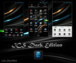 Go Luancher EX Themes ICS Dark Edition