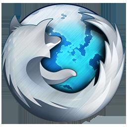Firefox Chrome Icon by pneuma