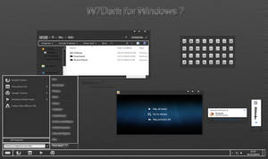 W7Dark for Windows 7