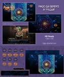 Magic GUI Image Pack for Ren'Py