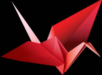 Crane by ShiningEverheart