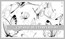 PS7 Brushes: Chinese B-flies
