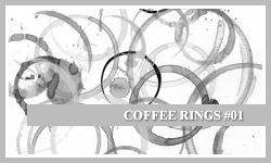 PS7 Brushes: Coffee Rings by SacredLies