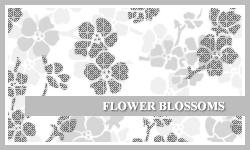 PS7 Brushes: Flower Blossoms by SacredLies