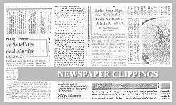 PS7 Brushes: Newspaper by SacredLies