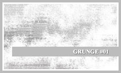 PS7 Brushes: Grunge by SacredLies