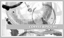 PS7 Brushes: Coffee Rings 2
