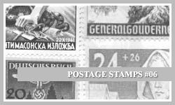 PS7 Brushes: Postage Stamps 6