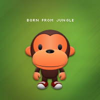 Born from Jungle by chun-the-ripper