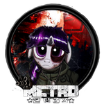 ponyfied Metro2033 game icon