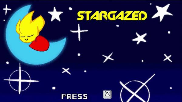 Stargazed Title Preview