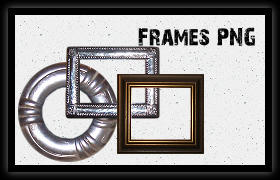 Frames PNG by libertfly