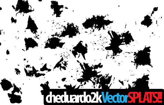 Cheduardo's vectorSPLATS